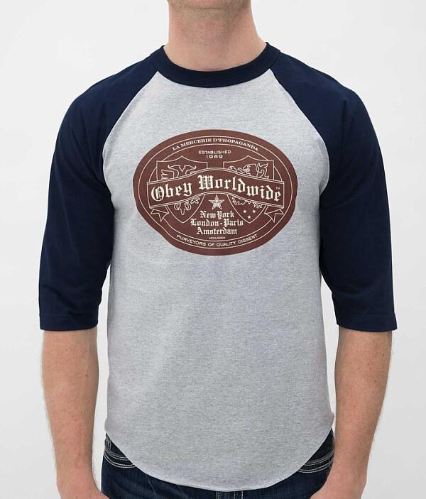 Shirt Haberdashery OBEY T Haberdashery T OBEY w0nzpRUq