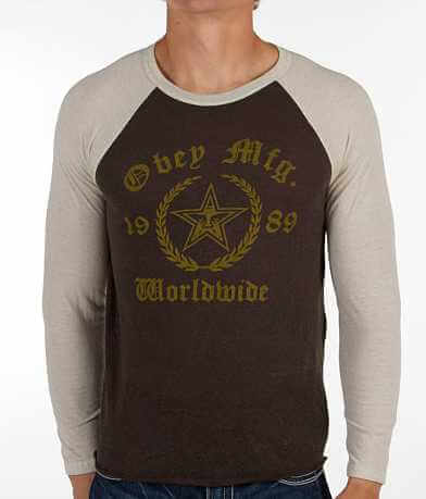 OBEY Where The Eagles Dare T-Shirt