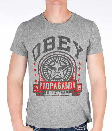 OBEY Extra Innings T-Shirt