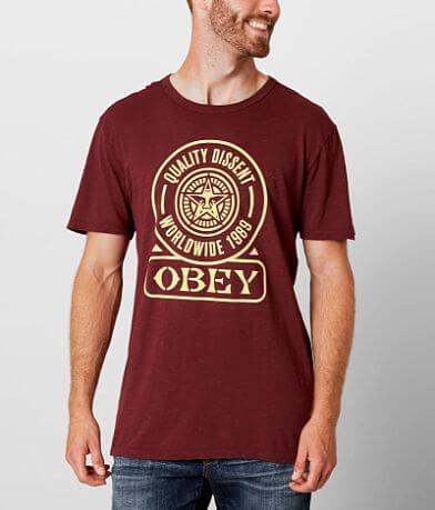 OBEY Quality Dissent T-Shirt