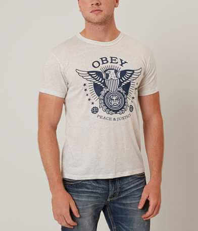 OBEY Peace & Justice T-Shirt