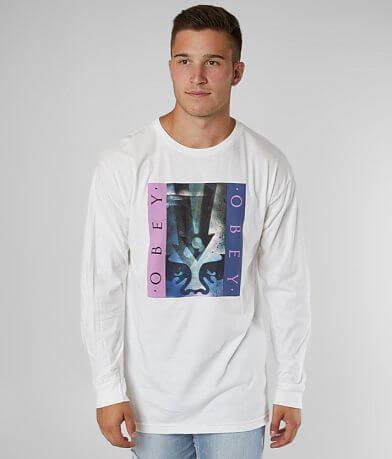 OBEY Arrow Stencil T-Shirt