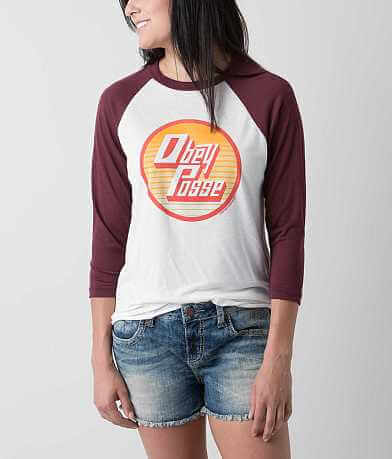 OBEY Fall Out Far Out T-Shirt