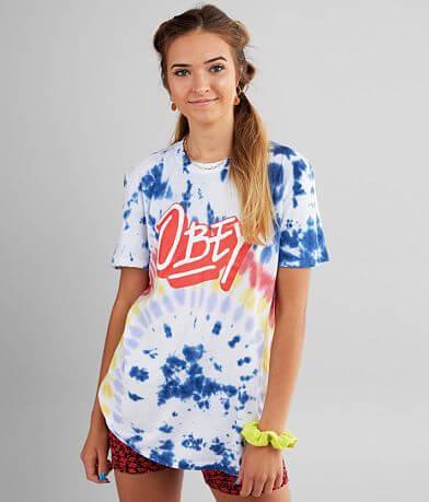 OBEY Tie Dye Classic T-Shirt