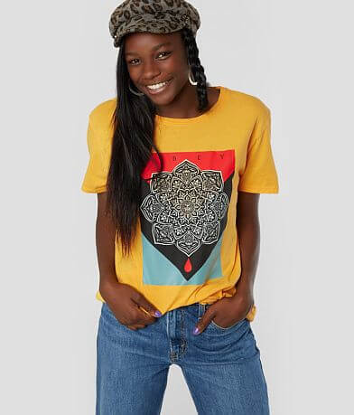 OBEY Blood & Oil T-Shirt