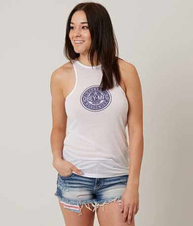 OBEY Worldwide Tank Top