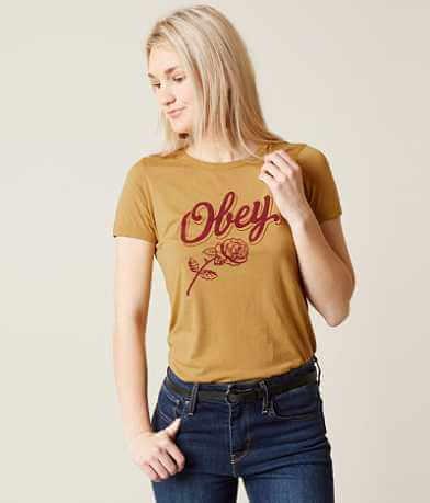 OBEY Careless Whisper T-Shirt