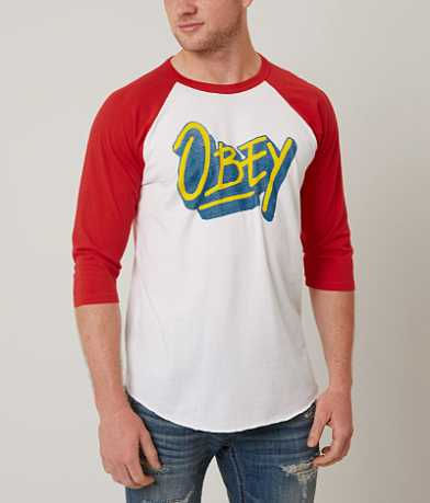 OBEY Shaka Waves T-Shirt