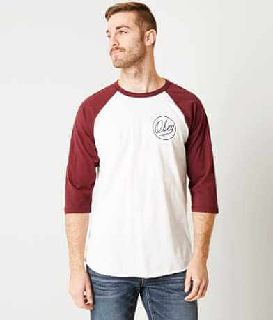 OBEY Ball Point T-Shirt