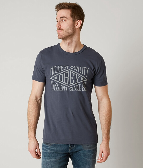 OBEY OBEY Union T Dissenters OBEY T Shirt Union Shirt Dissenters w6attS