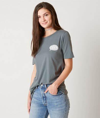 OBEY Small Talk T-Shirt