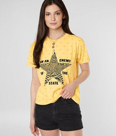 OBEY Enemy Of The State T-Shirt