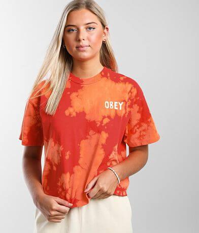 OBEY OG Tie-Dye T-Shirt