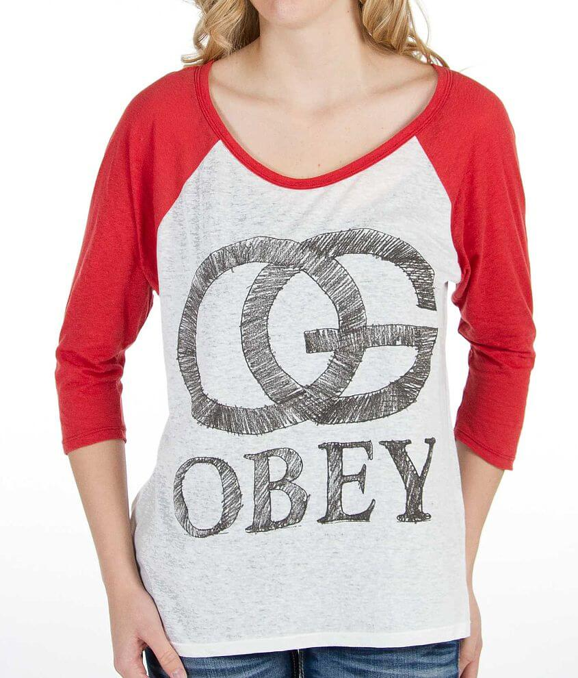 OBEY Pencil OG Top front view