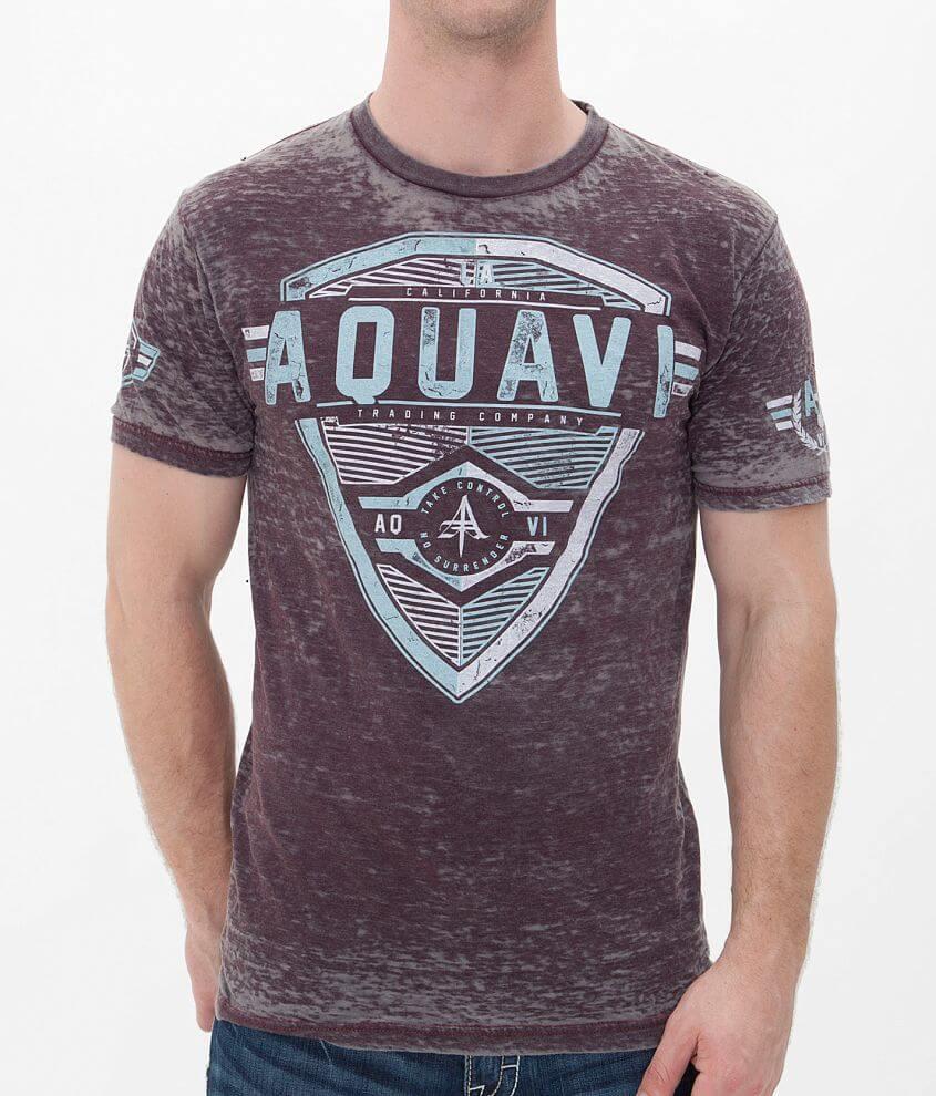 Aqua VI No Surrender T-Shirt front view