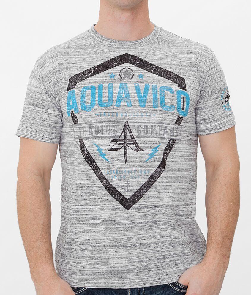 Aqua VI Riot T-Shirt front view
