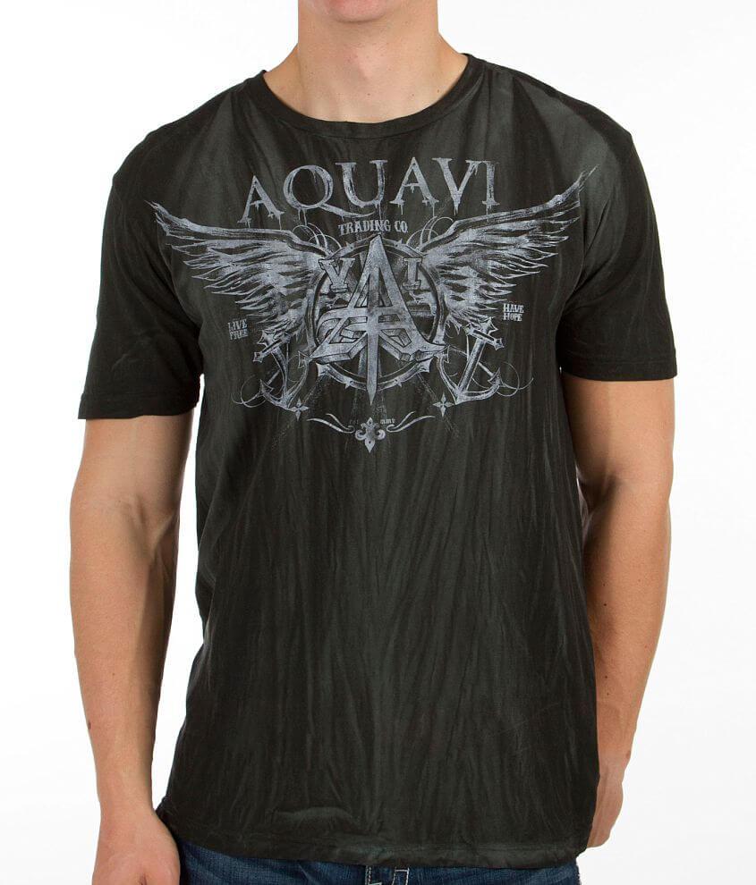 Aqua VI Costa T-Shirt front view