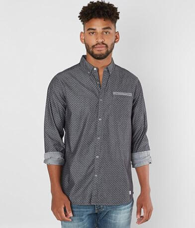 Departwest Printed Woven Shirt