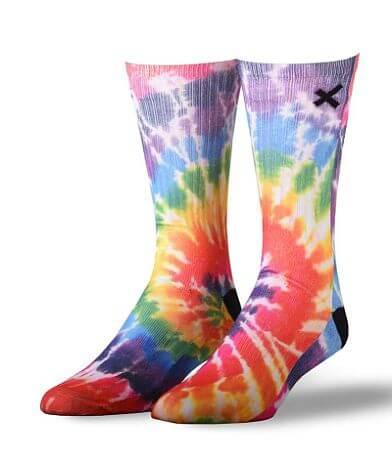 ODD SOX® Tied & Dyed Socks