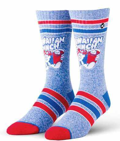 ODD SOX® Hawaiian Punch Socks