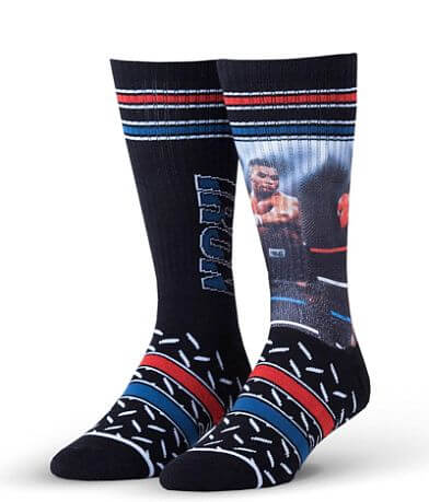 ODD SOX® Iron Mike Tyson Socks