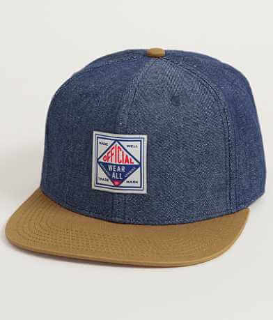 Official Skate Wearall Hat