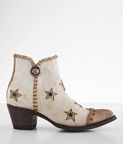 Old Gringo Glamis Leather Western Ankle Boot