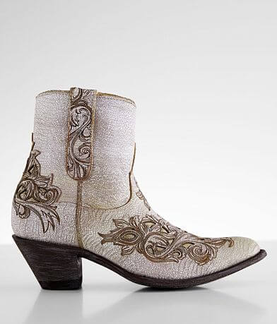 Old Gringo Mackenzie Leather Western Ankle Boot