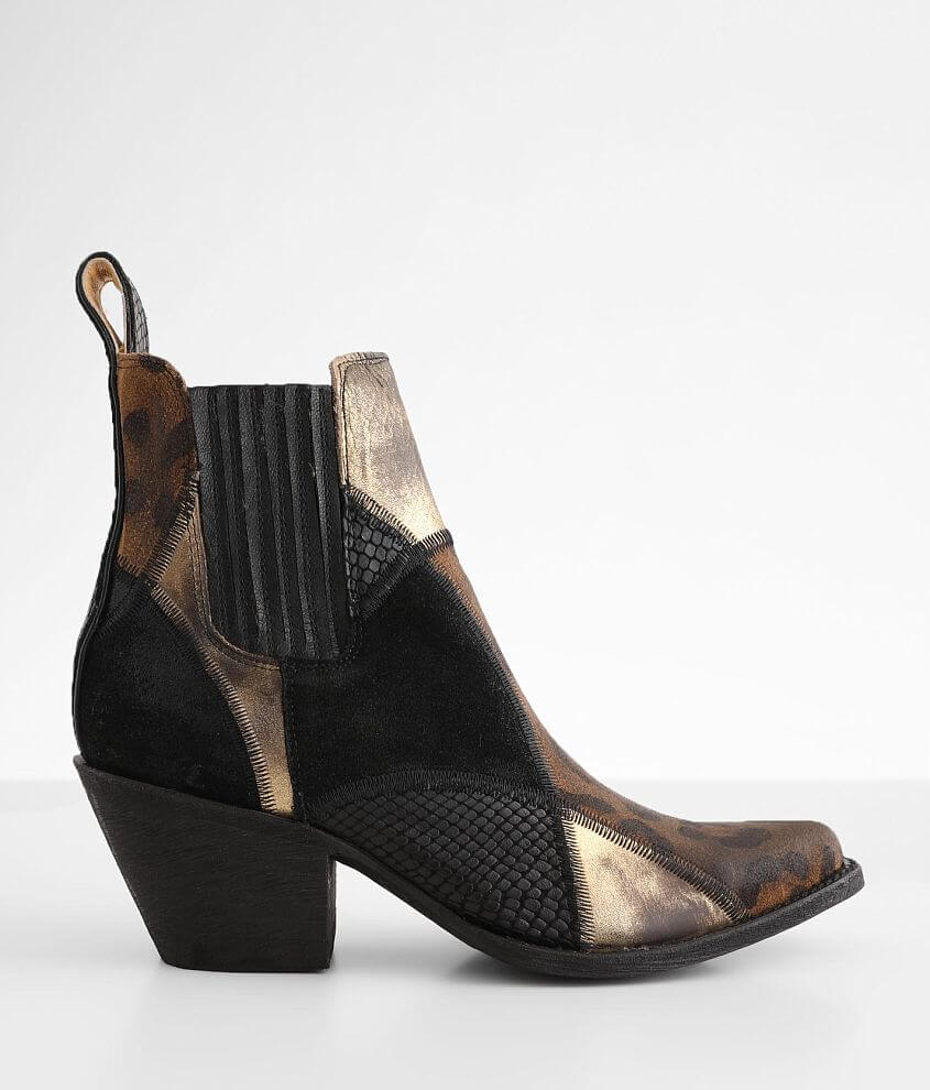 Old Gringo Gianna Leather Western Chelsea Boot front view