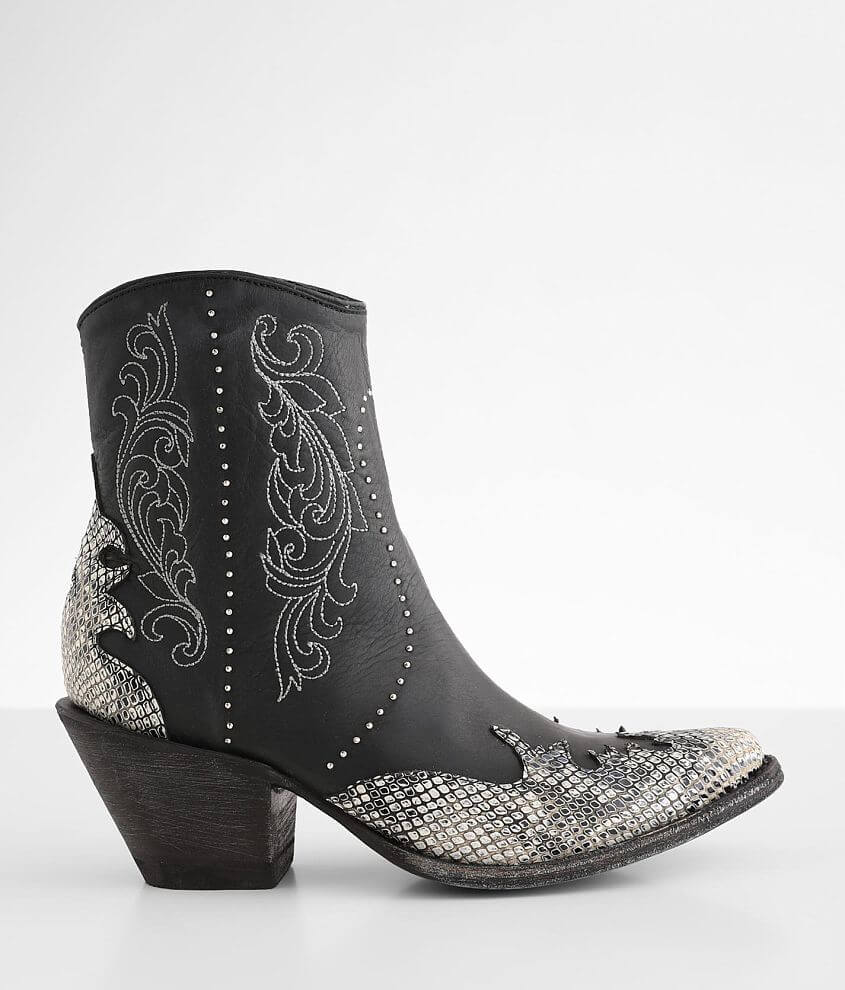 Old Gringo Nora Embroidered Leather Western Boot front view