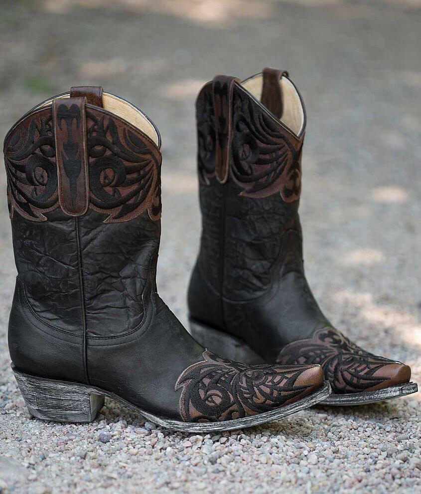 Yippee Ki Yay by Old Gringo Paka Cowboy Boot front view
