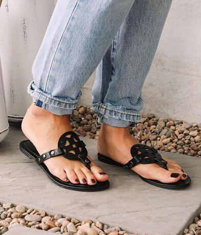 Pierre Dumas Laser Cut Sandal