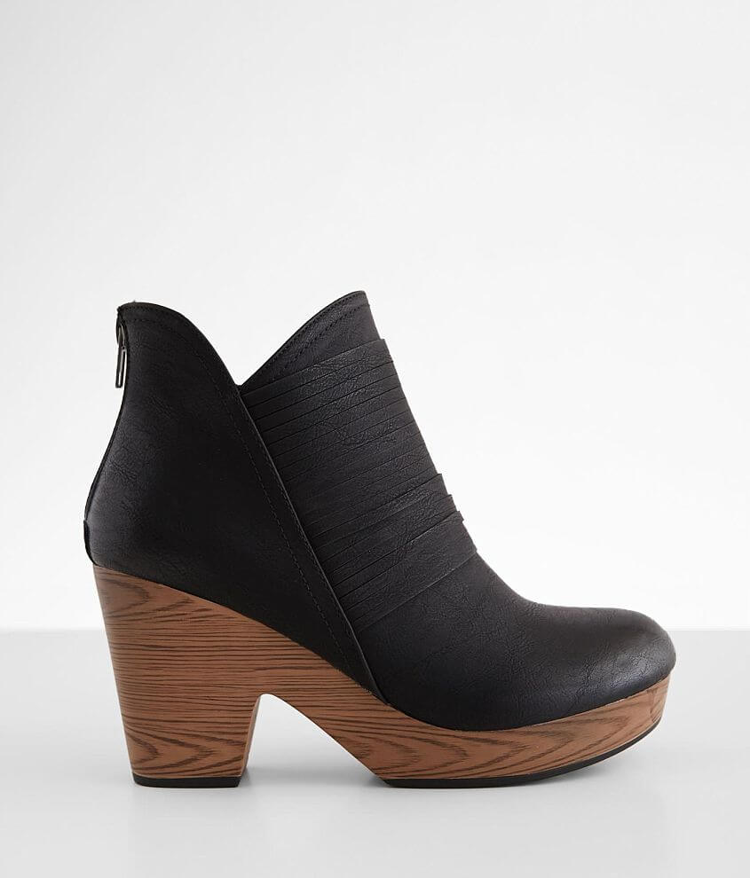 Pierre Dumas Pam Clog Ankle Boot front view