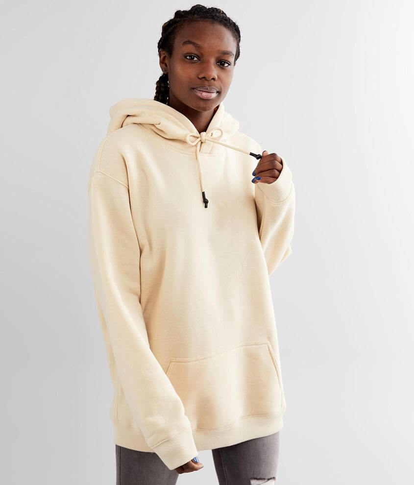FITZ + EDDI Hooded Sweatshirt - One Size front view