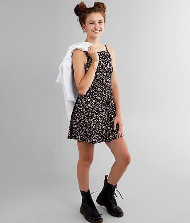FITZ + EDDI Floral Skater Dress
