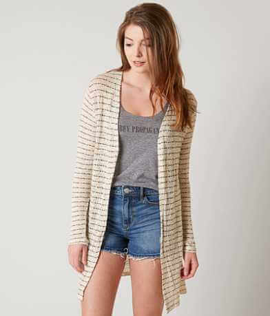 Daytrip Striped Cardigan Sweater