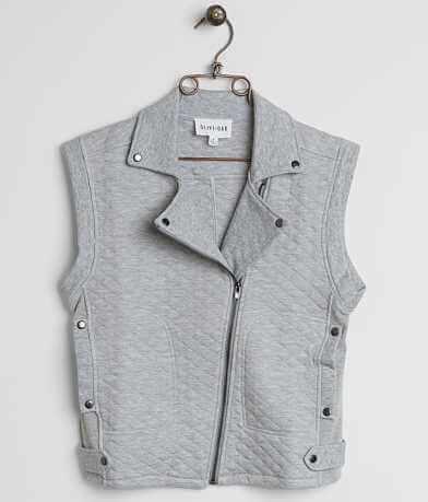 Olive & Oak Quilted Vest