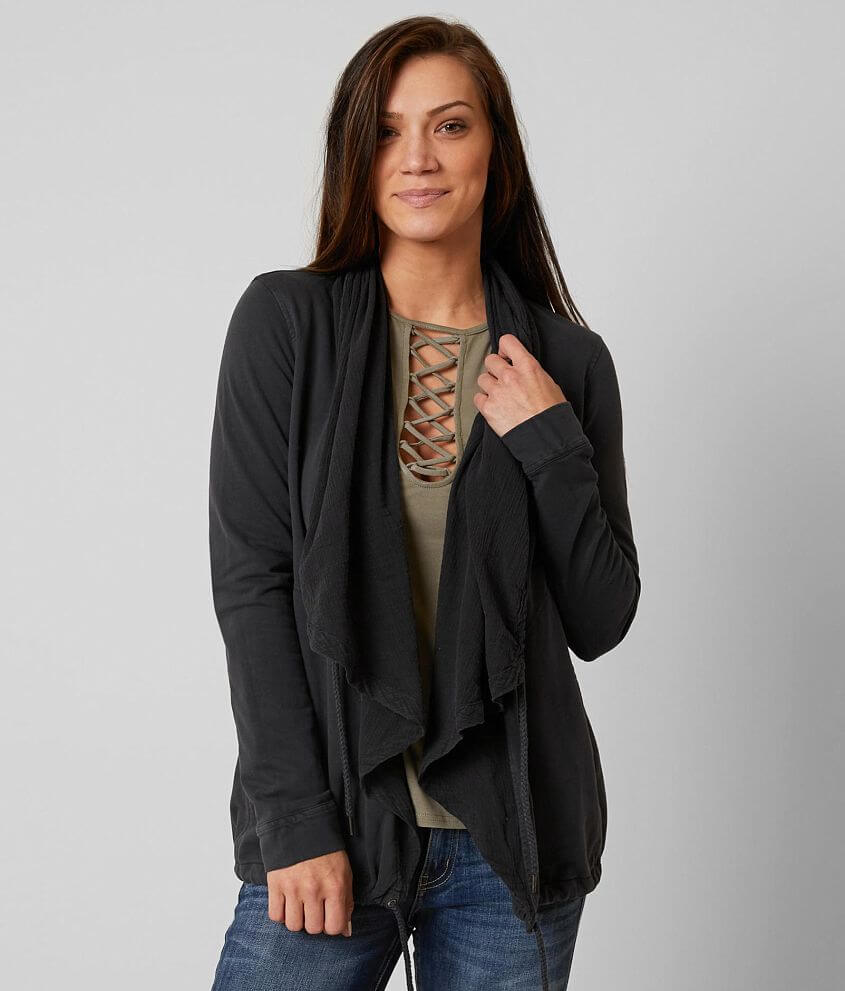 Olive & Oak Pieced Jacket front view