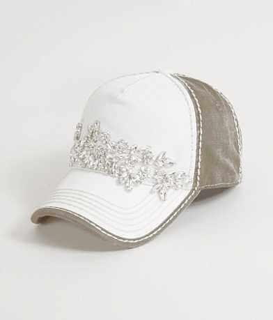 Olive & Pique Rhinestone Hat