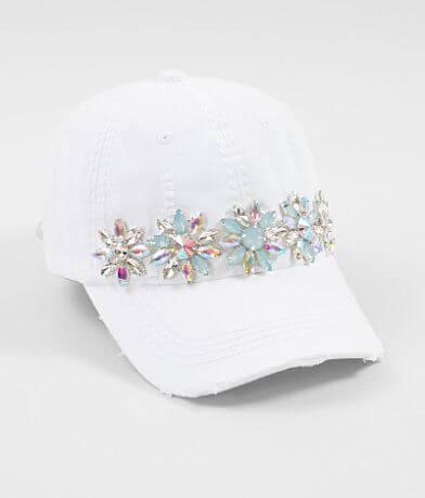 Olive & Pique Glitz Baseball Hat
