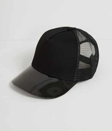 Olive & Pique Sun Visor Trucker Hat
