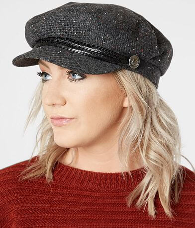 Olive & Pique Nubby Cabbie Hat