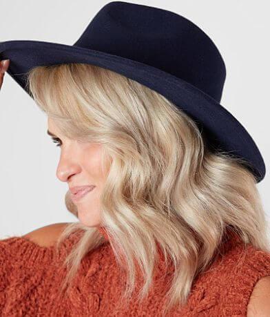 Olive & Pique Felt Panama Hat