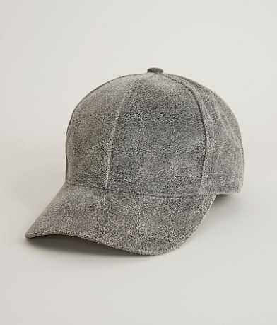 Olive & Pique Leather Hat