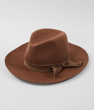 Olive & Pique Kaia Panama Hat