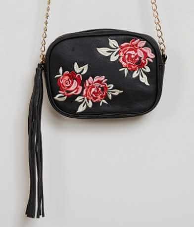 Rose Crossbody Purse