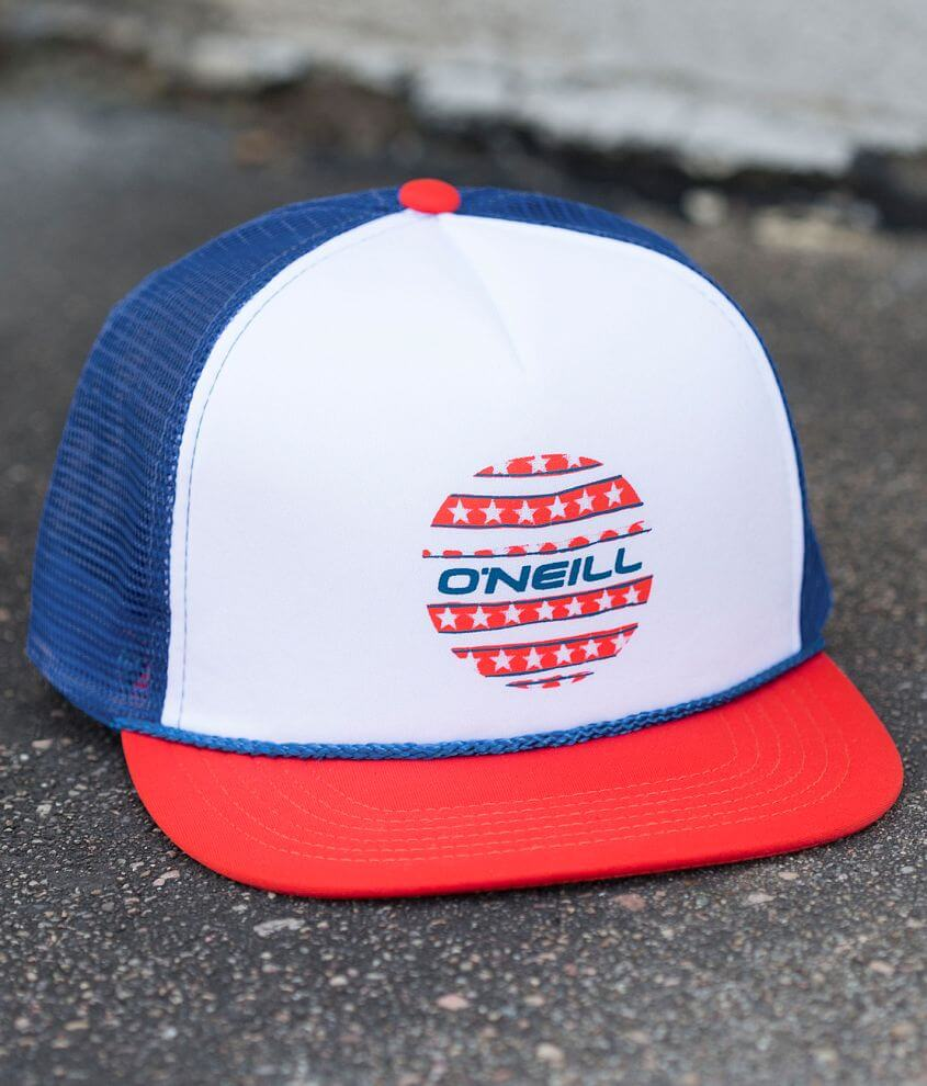 O'Neill Combo Trucker Hat front view