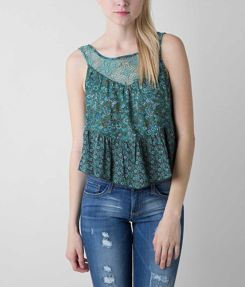 O'Neill Free Spirit Tank Top front view