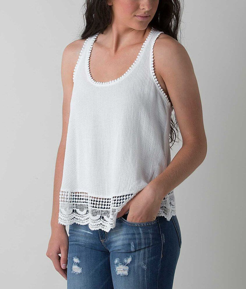 O'Neill Kenzie Tank Top front view