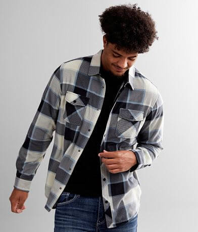 O'Neill Glacier Plaid Flannel Shirt
